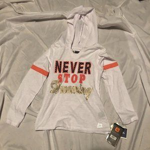 RBX Never Stop Dreaming Hooded Shirt -NWT Bundle